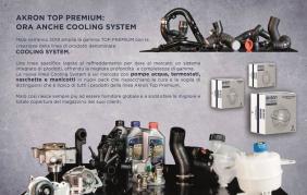Malò presenta Akron Top Premiun Cooling Line