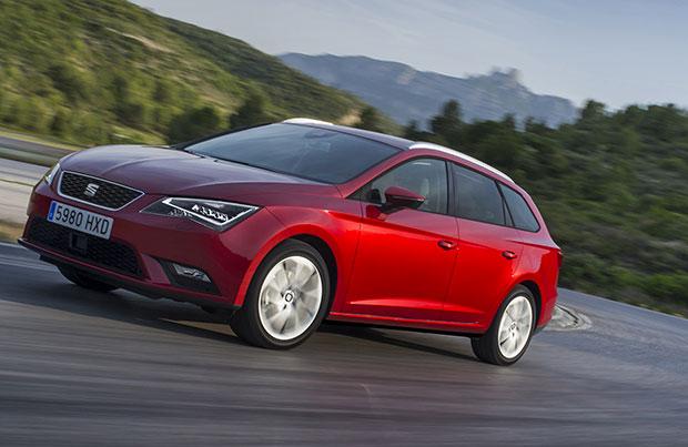 Nuova Seat Leon FR ST 2.0 TDI 150CV 4Drive DSG