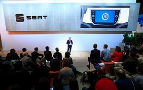 Seat integra per la prima volta al mondo la tecnologia Shazam
