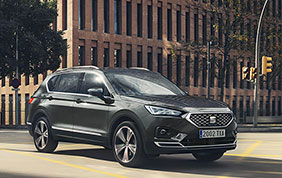 SEAT Tarraco: punteggio da leader nei test EURO NCAP