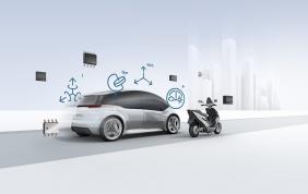 I sensori Bosch nelle auto