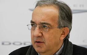 Al Salone di Ginevra, Marchionne parla di FCA