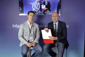 Intervista a Claudio Cangialosi - SICURAUTO