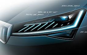 Lighting Technology per la nuova Skoda Superb