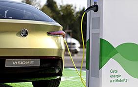 Skoda : mobilità elettrica in prima linea