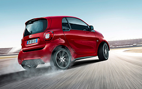 smart fortwo Brabus Extreme