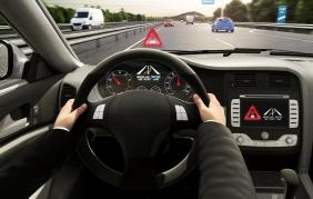 Guida contromano: il software Bosch che protegge dai pericoli