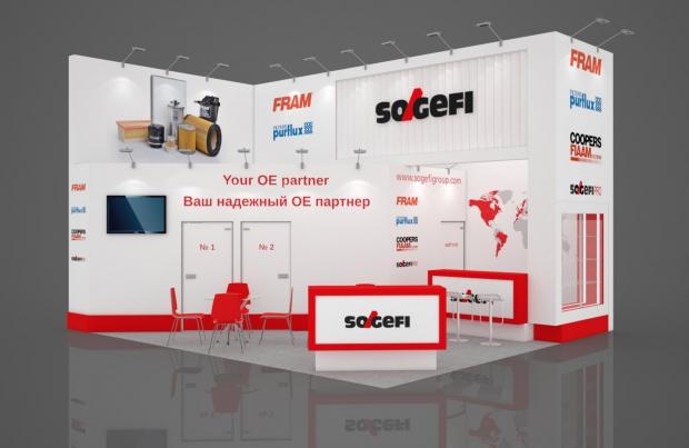 Sogefi ad Automechanika Russia