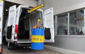 Mad Easy Load: così sollevi in sicurezza i carichi dal furgone