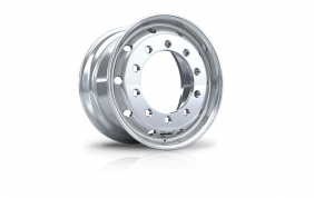 Nuova ruota forgiata in alluminio