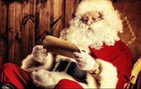 Caro Babbo Natale, ti scrivo di ricambi...