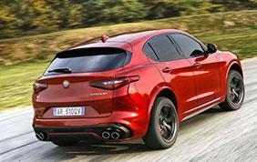 Alfa Romeo Stelvio Quadrifoglio: al via gli ordini