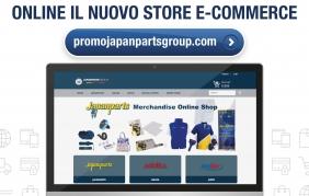 Japanparts lancia il nuovo e-commerce per il merchandising