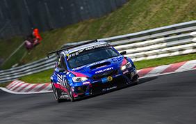 Subaru vince la 24 ore del Nurburgring