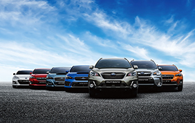 Subaru vince il premio Residual Value Award