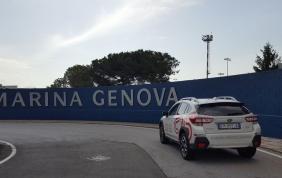 Yokohama Italia partner di Subaru Driving School