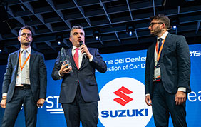 Suzuki conquista l'Automotive Dealer Day 2019