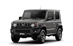Nuovo telaio per la rinnovata Suzuki Jimny