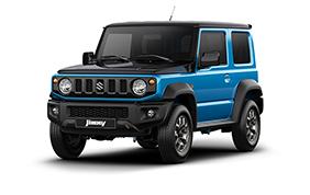 Sold out per la nuova Suzuki Jimny Sakigake