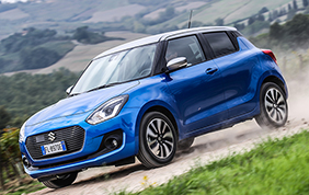 Suzuki Swift eletta Car of The Year 2018 in Giappone