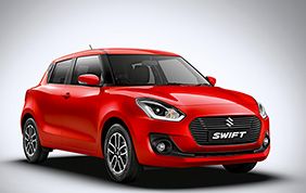 Suzuki Swift : Indian Car of the Year 2019