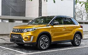 Arriva la nuova Suzuki Vitara 2019