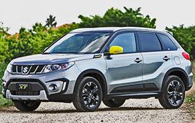 Suzuki Vitara XT: solo 100 esemplari!!