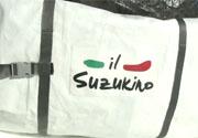 """Il """"Suzukino"""" va sulla neve"""