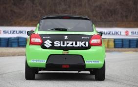 Un pneumatico da rally per una collaborazione collaudata