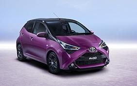 Toyota Aygo 2018: la piccola di successo si rinnova