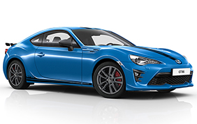 Toyota GT86 Model Year 2019