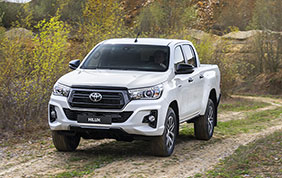 Nuovo Toyota Hilux 2019