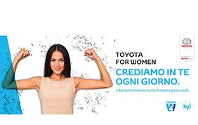 Toyota sottoscrive il manifesto D