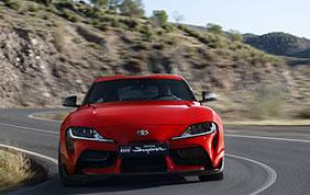 Debutta in Italia la nuova Toyota GR Supra