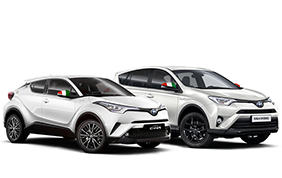 Toyota Team Limited Edition: le giapponesi sono pronte per l'inverno!