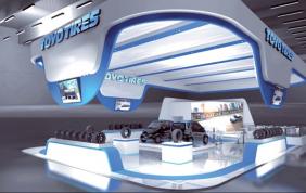 Toyo Tires ente ad Autopromotec 2019