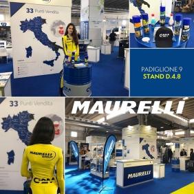 MAURELLI GROUP DA RECORD AL TRANSPOTEC 2019