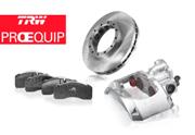 TRW Proequip annuncia il lancio dell'offerta completa di componenti freno per veicoli industriali