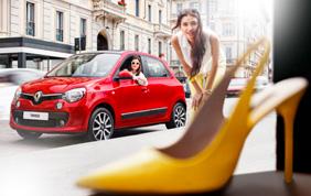 Twingo Lovely: citycar glamour tutta da scoprire!