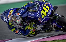 Valentino Rossi rinnova il contratto con Yamaha fino al 2020