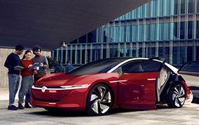 Volkswagen IQ.Drive: livello massimo di assistenza alla guida