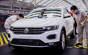 Il Gruppo Volkswagen pronto ad invadere la Cina