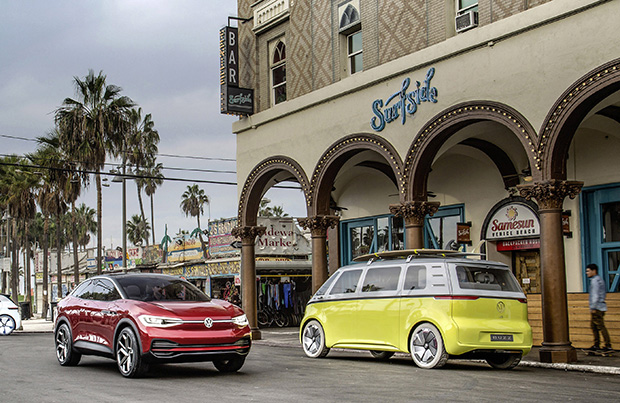 Volkswagen e Ford: nasce un grande accordo commerciale