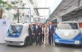 Ford e Volkswagen: nuova intesa per un futuro a prova di guida autonoma