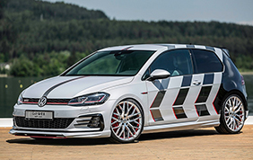 Volkswagen Golf GTI Next Level