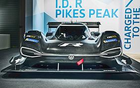 Volkswagen I.D. R Pikes Peak: la super sportiva elettrica