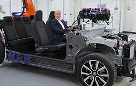 Volkswagen e la sua nuova fabbrica di veicoli elettrici