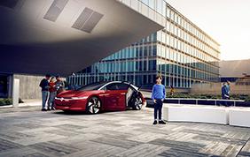 Volkswagen: con IQ.DRIVE la guida è intelligente