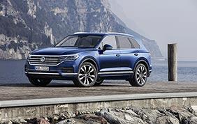 La nuova Volkswagen Touareg conquista le cinque stelle Euro NCAP