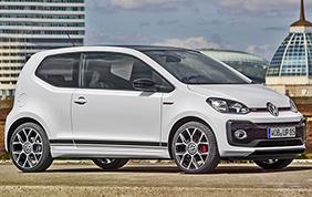 Volkswagen up! GTI: leggerezza e prestazioni!